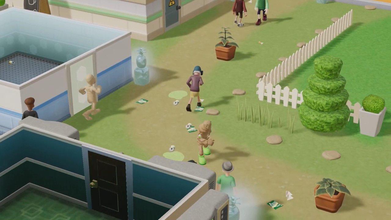 《双点医院》全新DLC本月20日登陆Steam