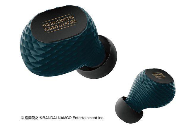 ONKYO将与《偶像大师》联动推出限定款蓝牙无线耳机