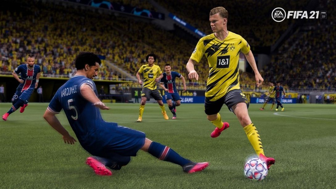 美国10月游戏销量榜公布 《FIFA 21》居榜首