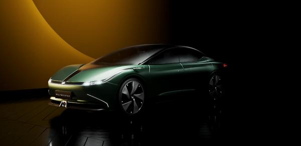 威马纯电概念轿车采用全新家族式设计.png