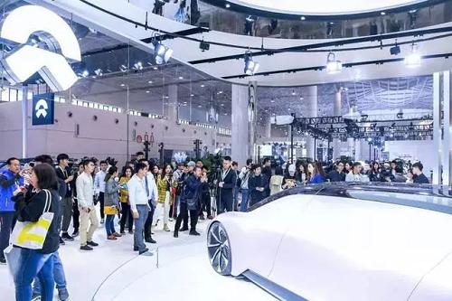 2021(第三届)海口国际新能源暨智能网联汽车展览会 即将隆重开幕