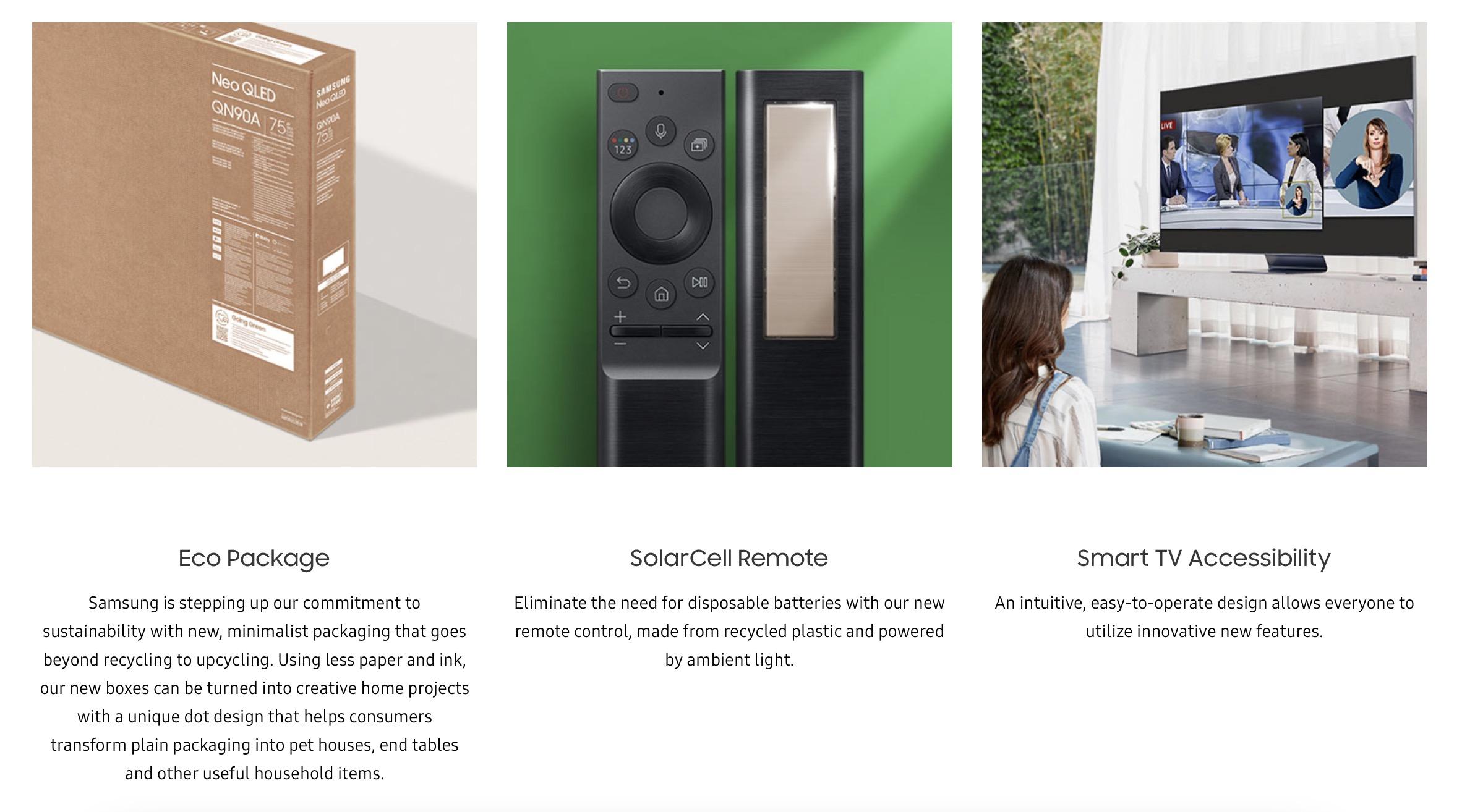 三星新款MicroLED电视将更容易安装