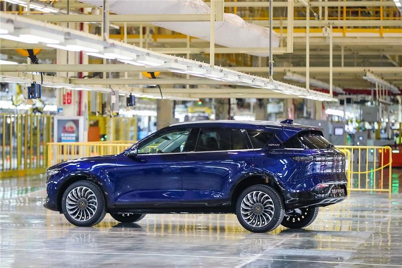 2、岚图FREE批量试生产正式启动量产车型将于2021年第三季度实现交付.jpg