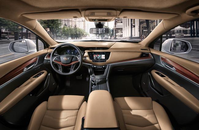 2021款凯迪拉克XT5、XT6全系轻混动车型上市