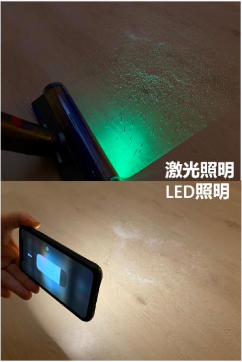 戴森 V12 Detect Slim 动手玩:激光探测让灰尘无所遁形