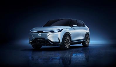 中国首款Honda品牌纯电动原型车