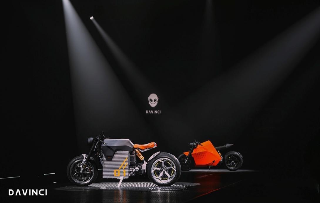 达芬骑动力科技发布的DC系列 现已面向全球开启预订